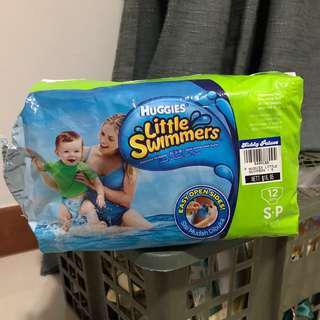 Huggies Little Swimmers S-P x 10 pcs