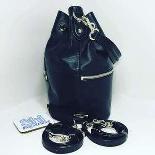 C&K black handbag
