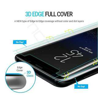 Nano UV Gel FULL Adhesive Tempered Glass Screen Protector