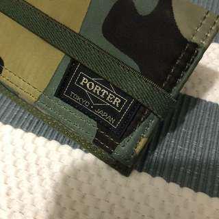 Porter cardholder