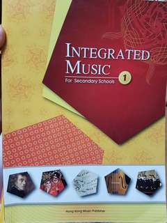 Integrated music 1 (99% new)
