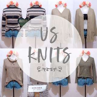 US KNITTED TOPS 👚