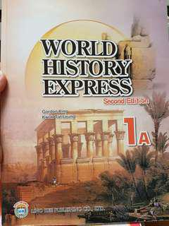 World history Express 1A 2nd edition