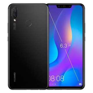 HUAWEI Nova 3i Color Black (Pre Order Now)
