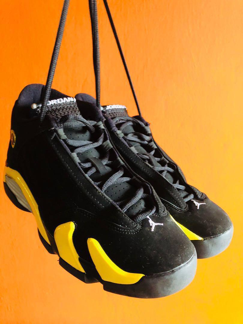 reputable site 23f6f e6d85 Air Jordan 14 RETRO BG (Kids), Men's Fashion, Footwear ...