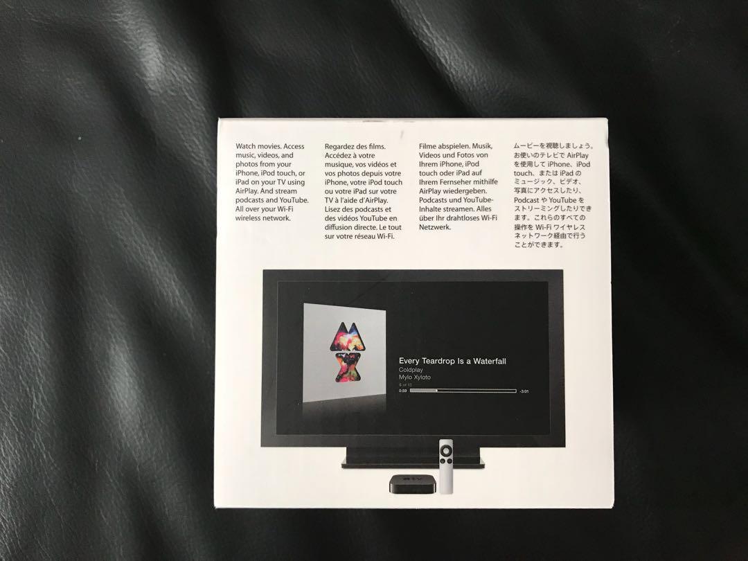 AppleTV 3rd Generation