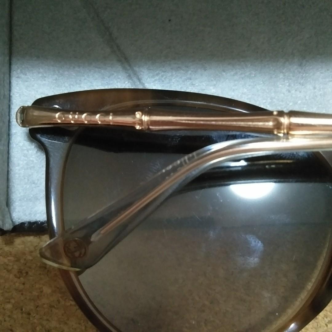 964dbb5c71b Authentic Gucci Bamboo Shades GG3777