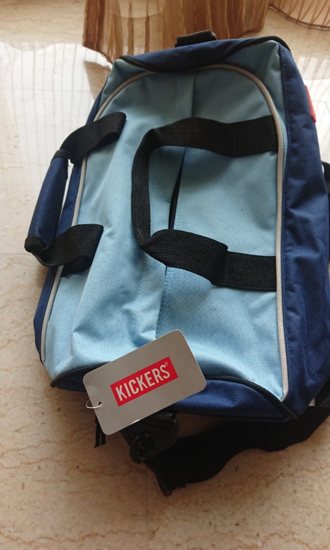 Authentic Kickers Sports Bag (Brand New) a530060c035c0