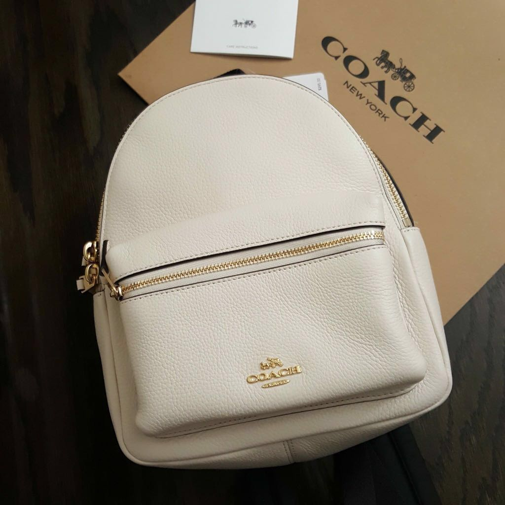 54427a1e5a (Available!) Coach Backpack Mini Charlie