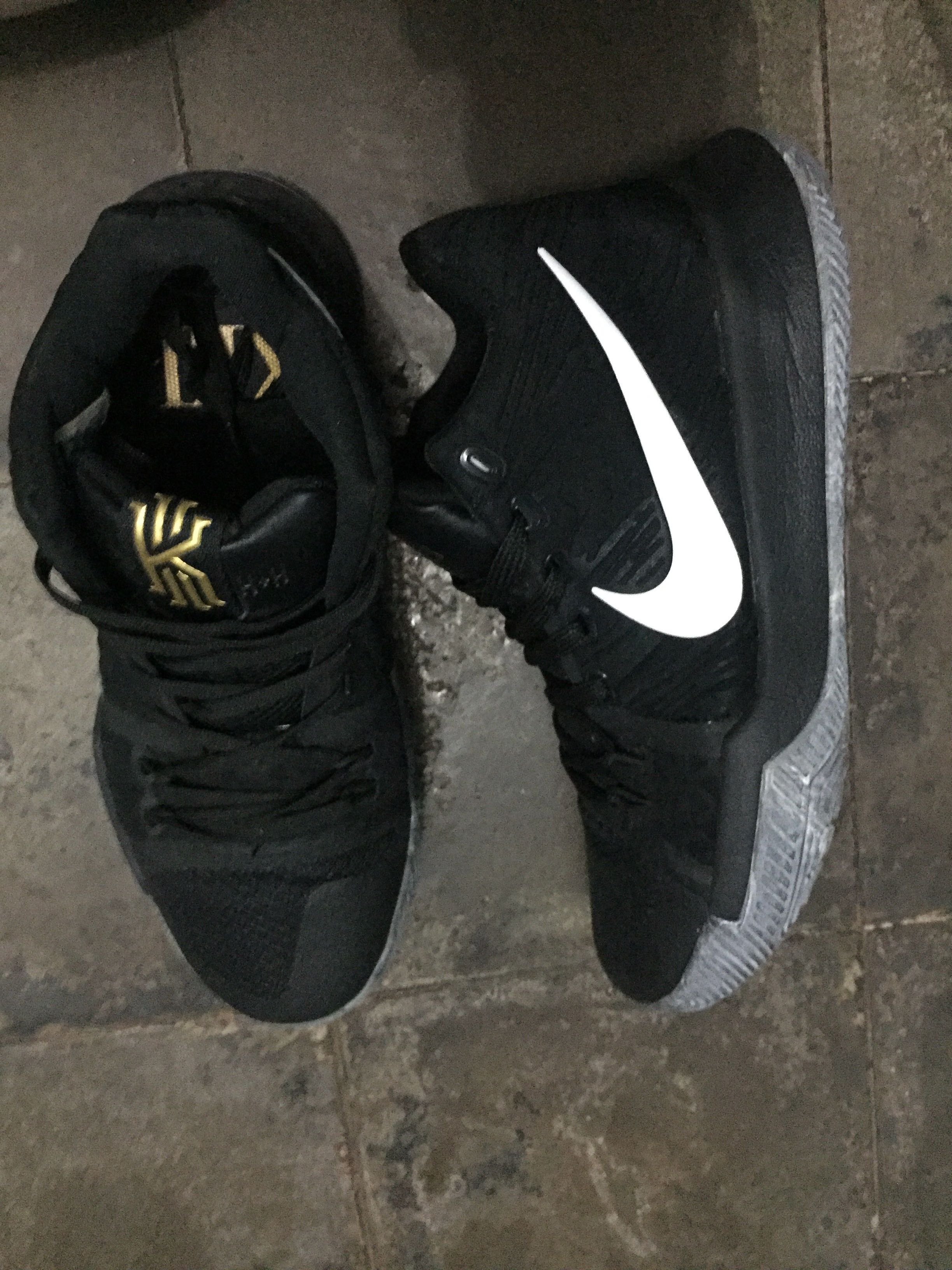 check out 1ef4c 1aada hot nike kyrie 3 bhm kotor 518d0 36ae7
