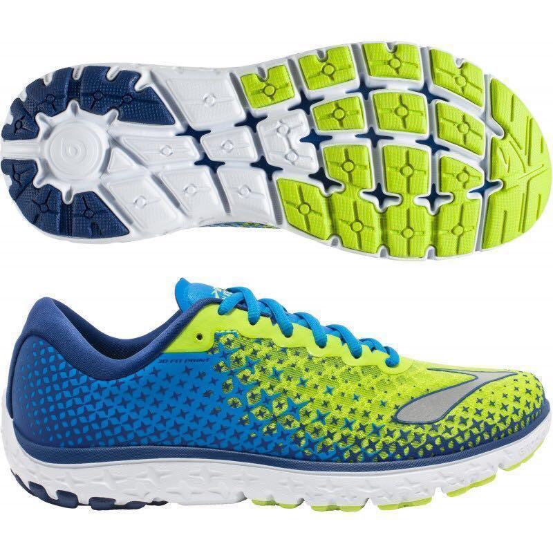 134e4d4f9b6 Brooks PureFlow 5 Mens Running Shoes