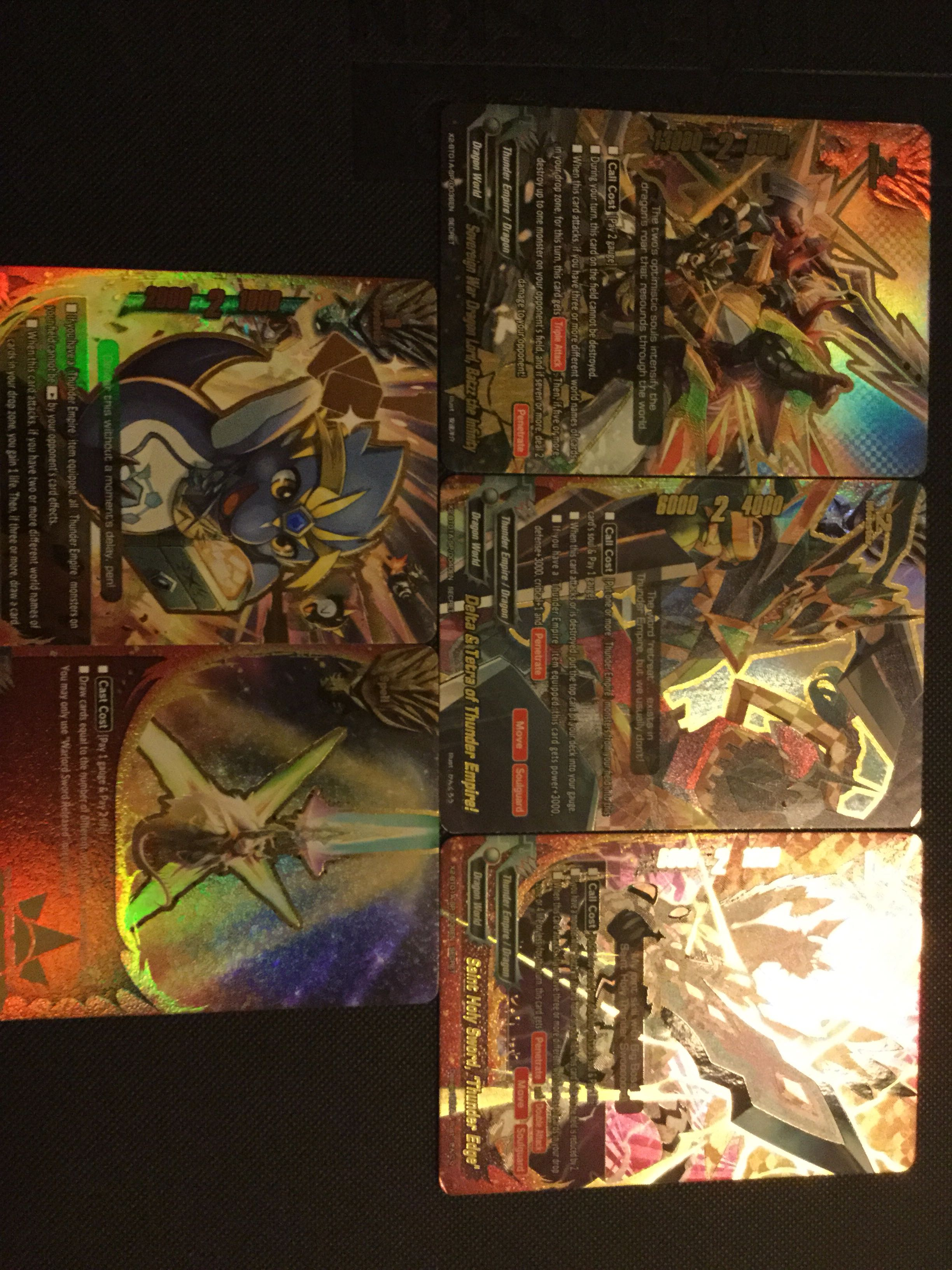 Buddyfight TE, Toys & Games, Board Games & Cards on Carousell
