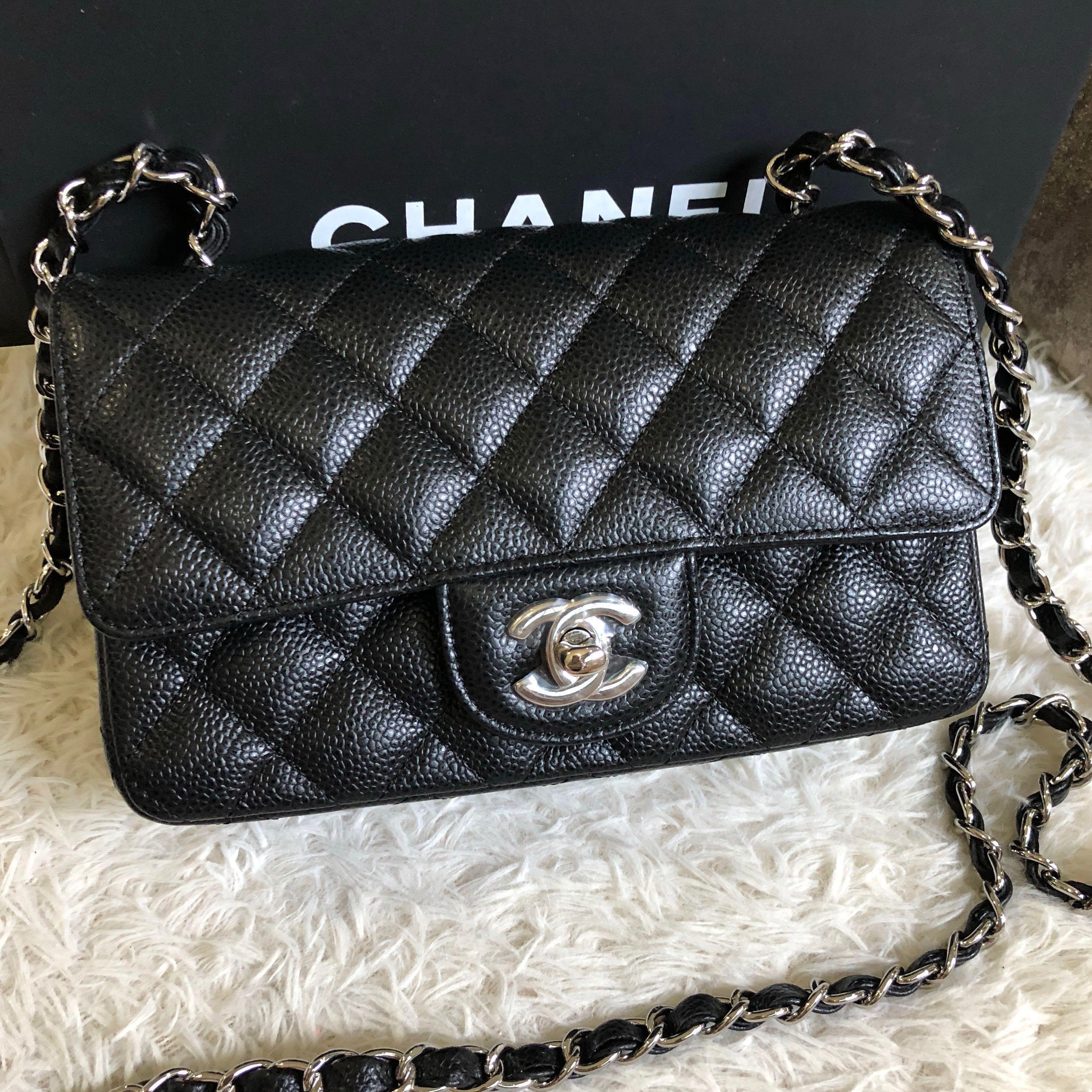 850707f35bde Chanel Classic Flap Rectangle Mini