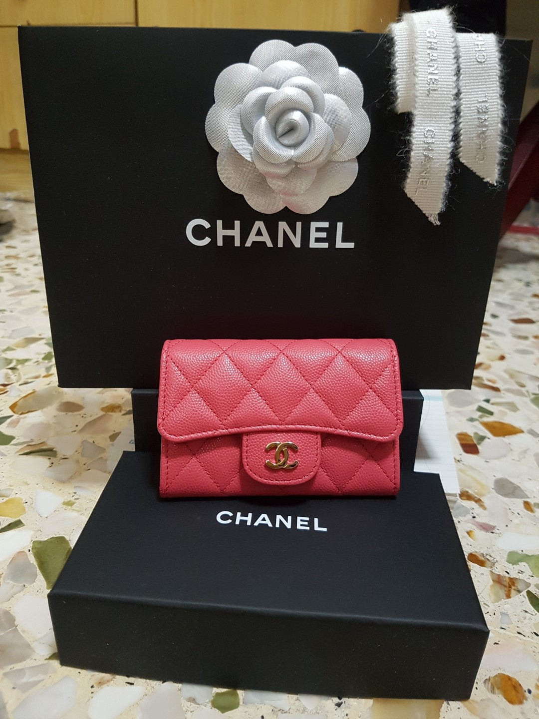 b9f8d3448a43 ... new; chanel leather small wallet luxury bags wallets wallets on ...