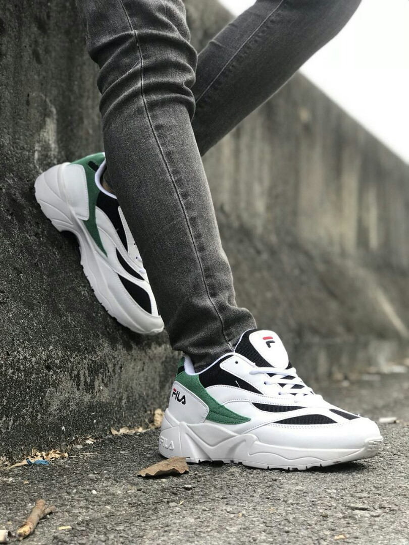 Fila Venom Black Green