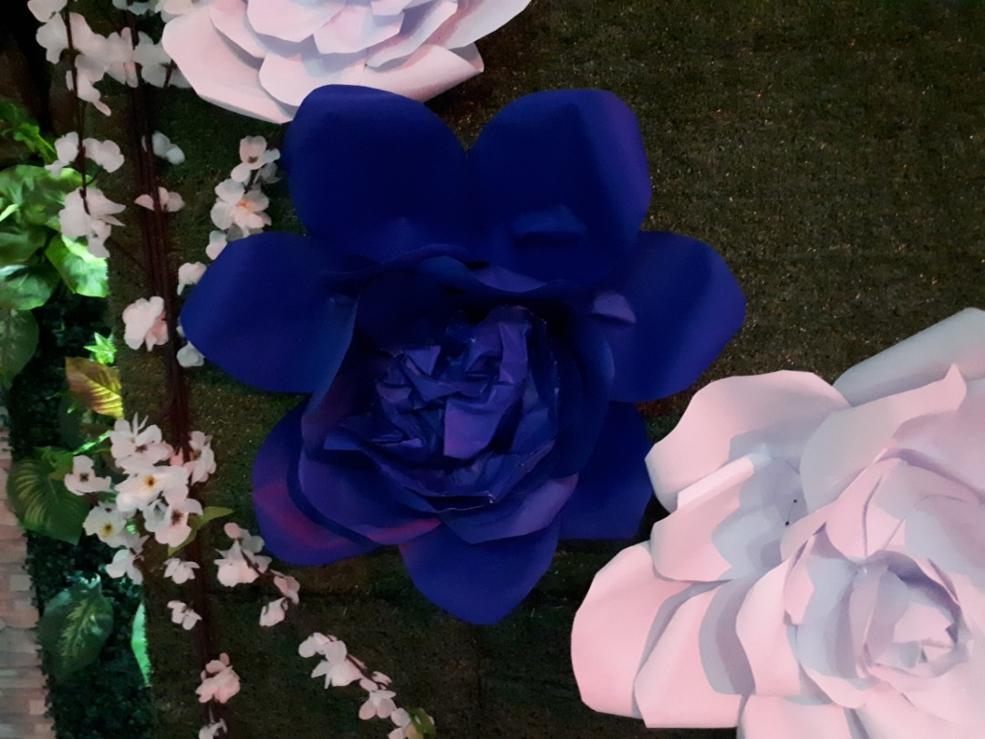 Sale Sale Flower Paper Paper Flower Less 20 Off For All Flowers