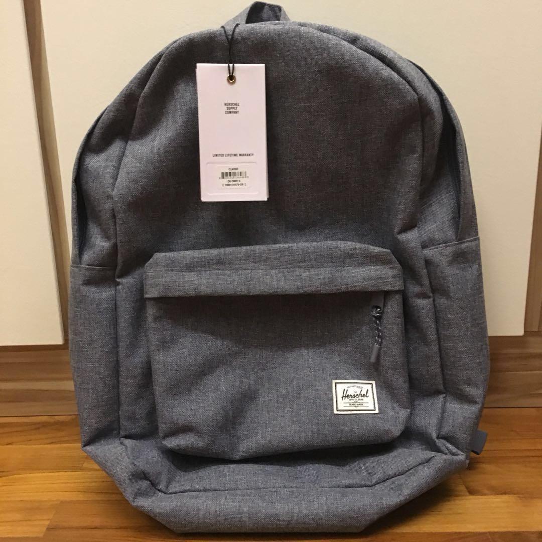 c760f53cf3b Herschel classic backpack dark chambray