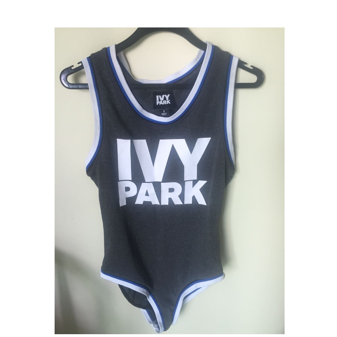 fa65bf2944 IVY Park Top (Leotard), Women's Fashion, Clothes, Tops on Carousell
