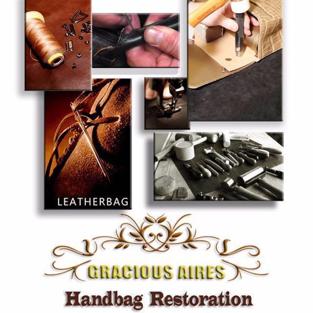 Leather Handbag Restoration Luxury