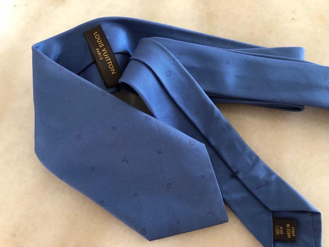 79c30fe4d185 LOUIS VUITTON TIE, Men's Fashion, Accessories, Ties & Formals on ...