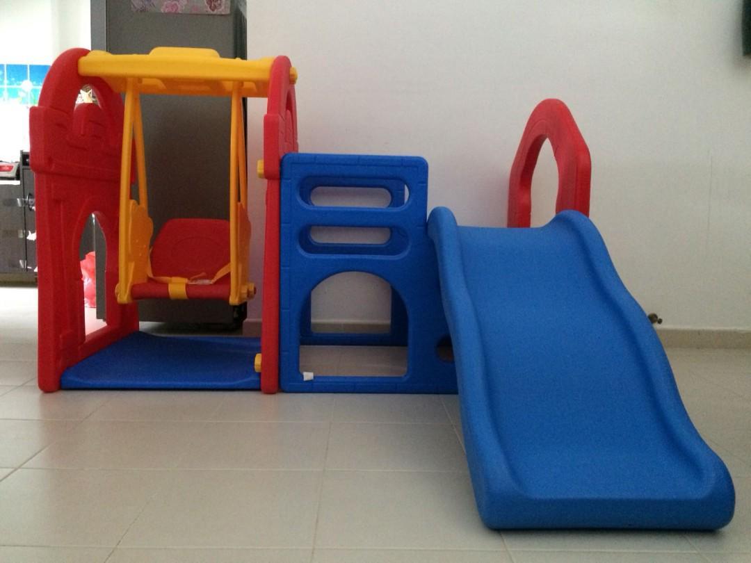 Mini playground for kids