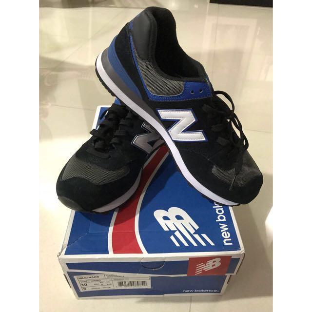 new style d0e5f 04b77 New Balance Men's 574 Core Plus