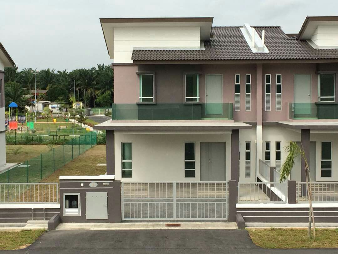 New Semi D Double Y Olak Lempit Nearby Klia Property For On Carou