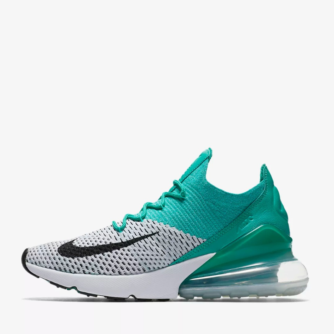 2f3dad69dca7 Nike Air Max 270 Flyknit Shoes