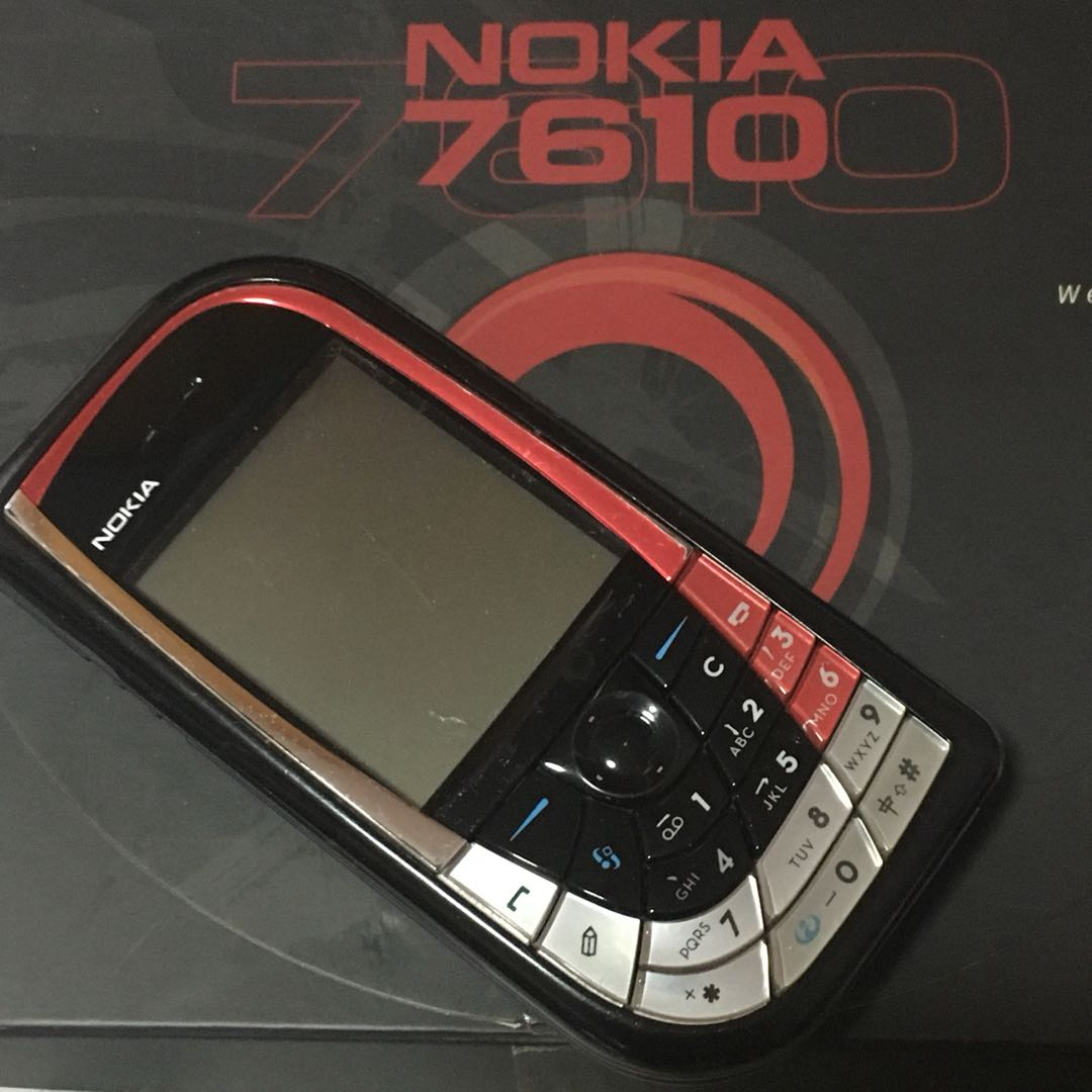 Nokia 7610 Mobile Phones Tablets Others On Carousell
