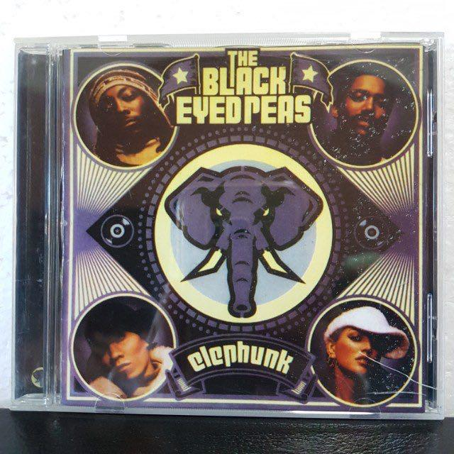 On Hold Cd The Black Eyed Peas Elephunk Music Media Cds Dvds Other Media On Carousell