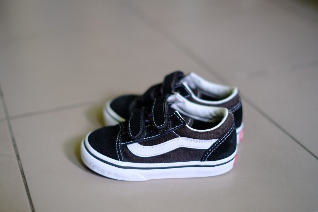 Original Vans shoes for baby boy 1 year