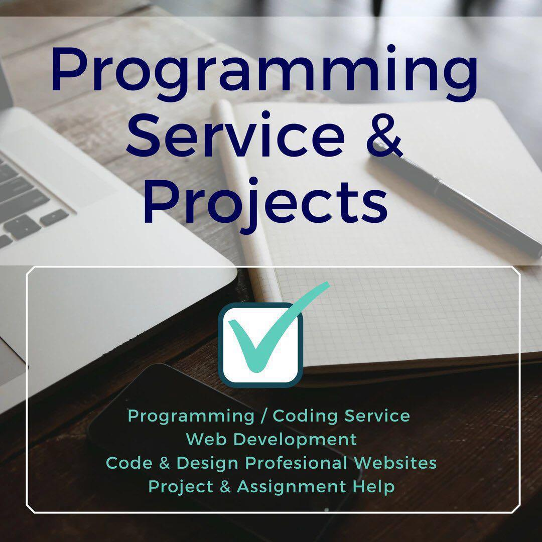 Programming Service & Project