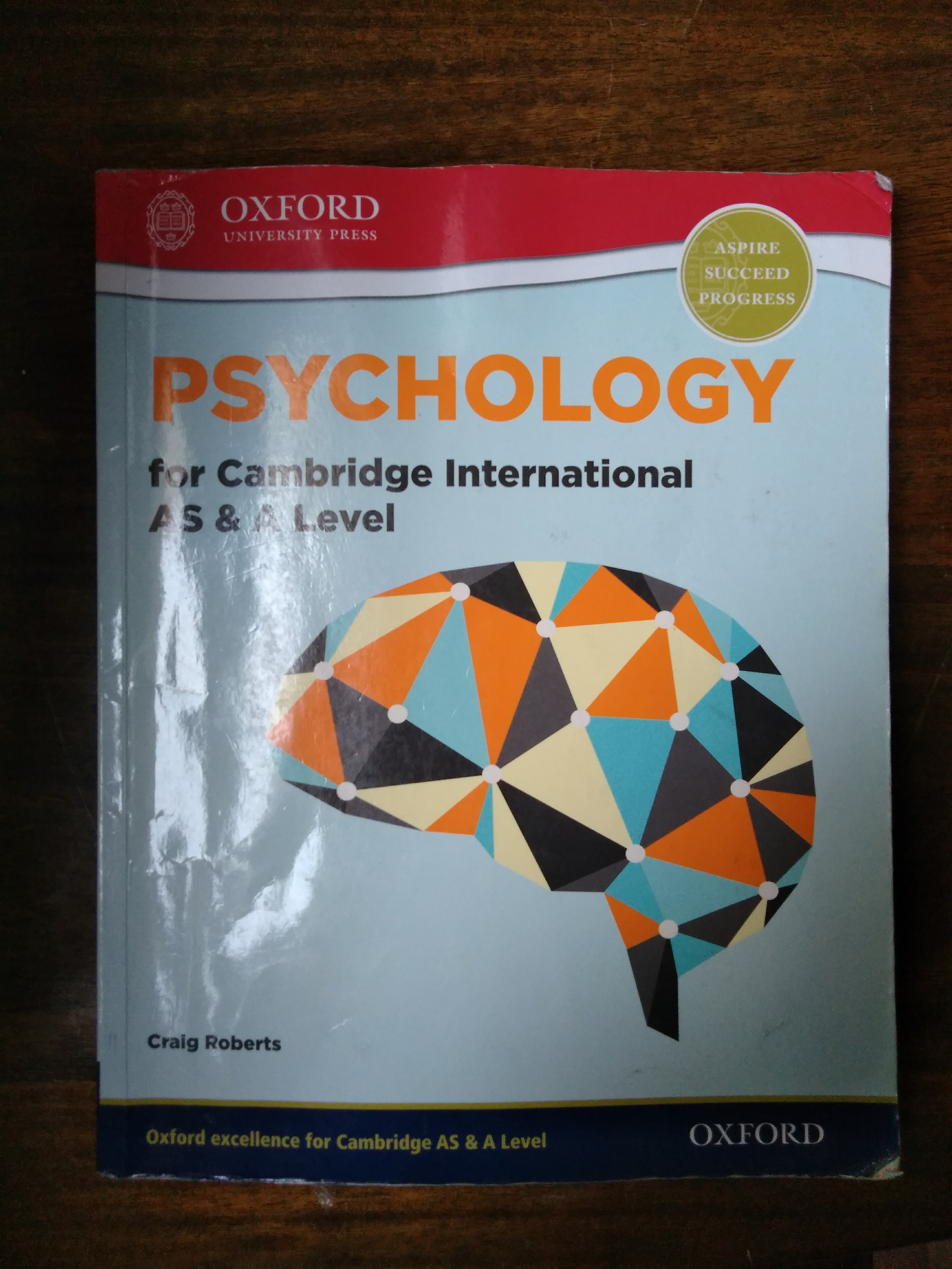 Psychology Textbook Cambridge AS and A2 level