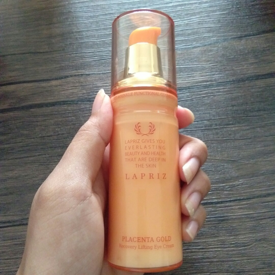 Recovery Lifting Eye Cream Preloved Health Beauty Skin Bath Cosrx Honey Ceramide 30ml Photo