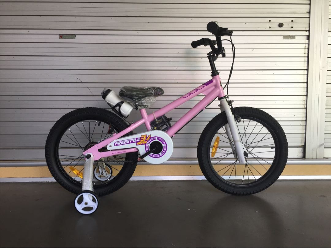 807dbdc007a2 Royal Baby Freestyle 18†Kids Bicycle, Bicycles & PMDs, Bicycles .