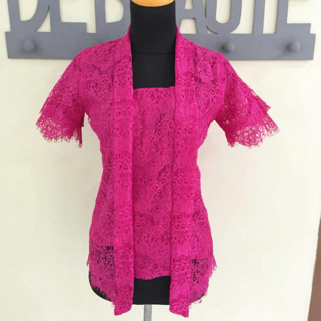 get new look out for new images of Shocking Pink Kutubaru Top / Kutubaru Pink, Women's Fashion ...