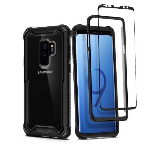 pretty nice 864d9 b7175 Spigen Hybrid 360 case for Samsung S9+