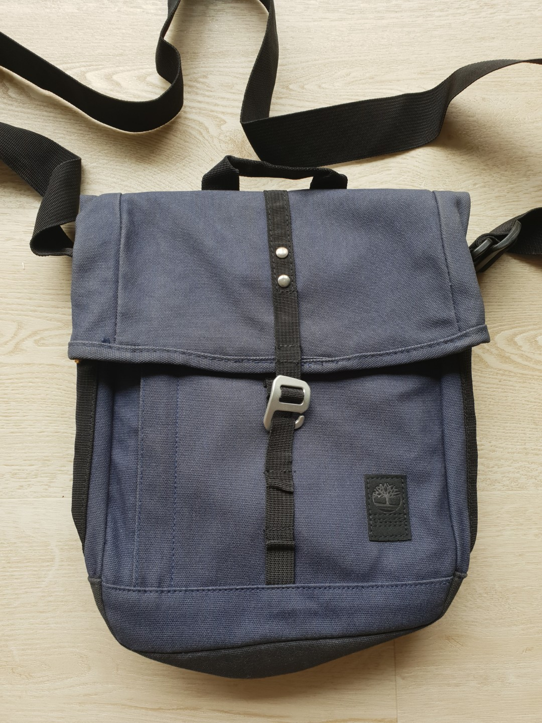 6ca9c1566f Timberland sling bag, Men's Fashion, Bags & Wallets, Sling Bags on Carousell