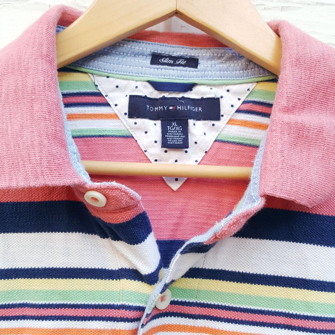 Tommy Hilfiger Cropped Polo