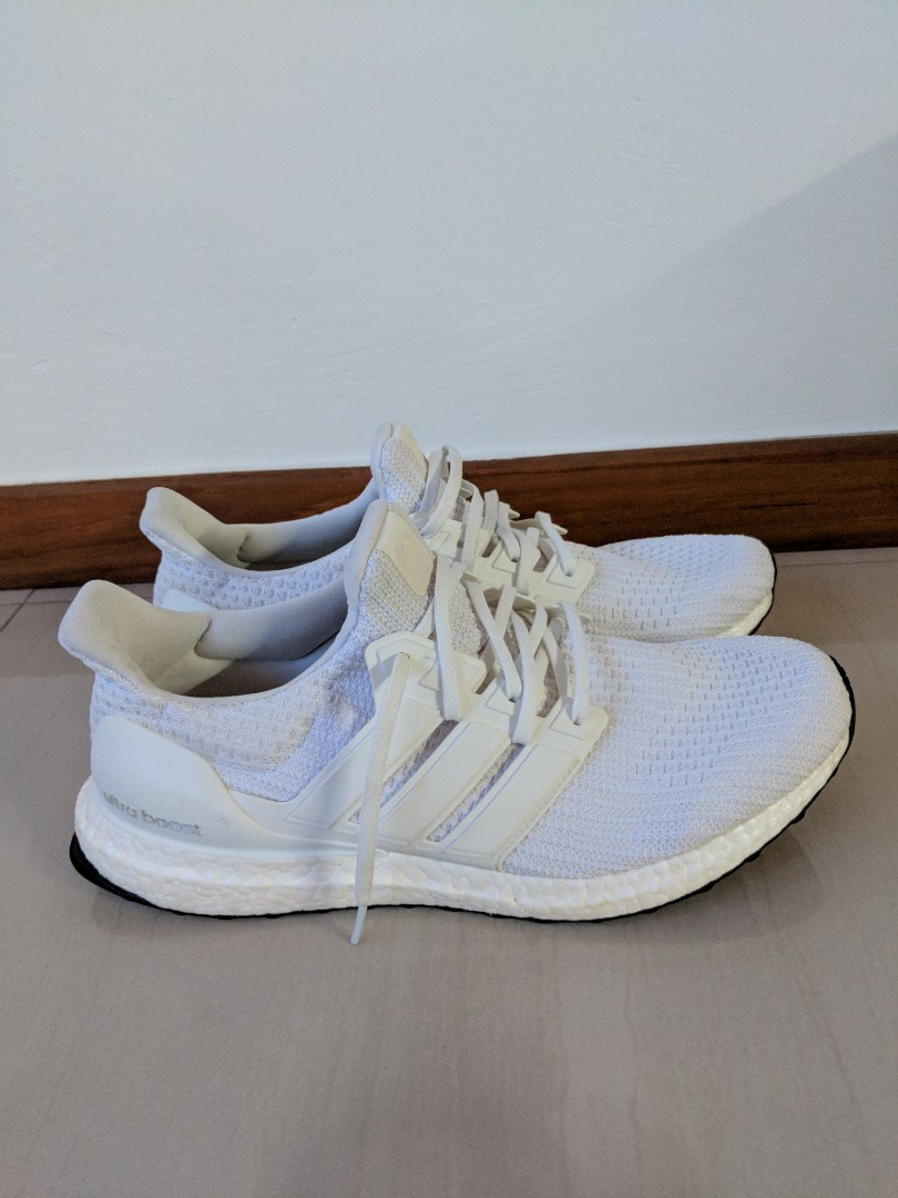 Adidas Ultra Boost Clima White END.
