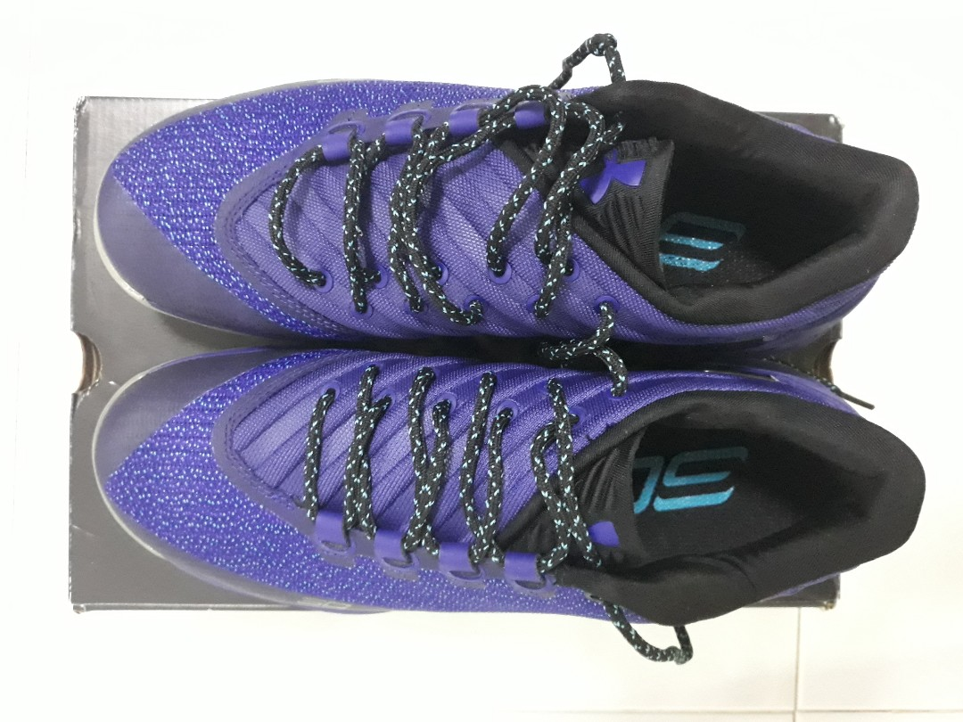 Under Armour Curry 3 Low 6759b6640af3
