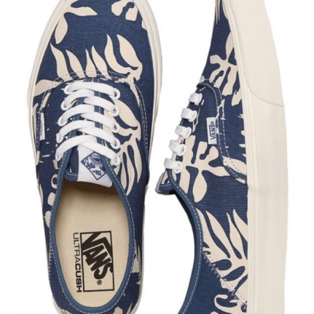 76c646a8099 Vans Authentic Ultra Cush 20th Anniversary Shoes
