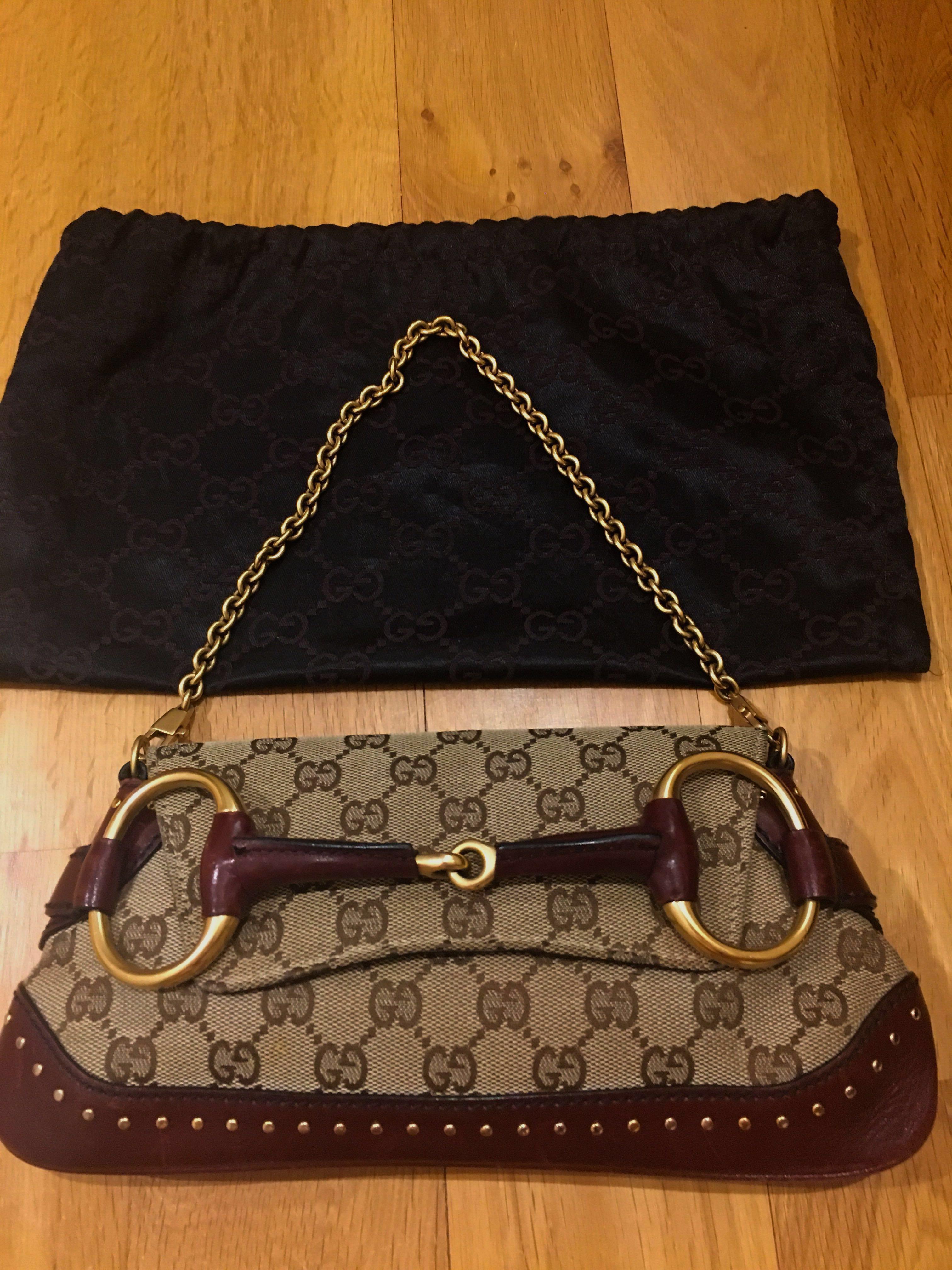 b6105d57172 Vintage Gucci Bag Clutch