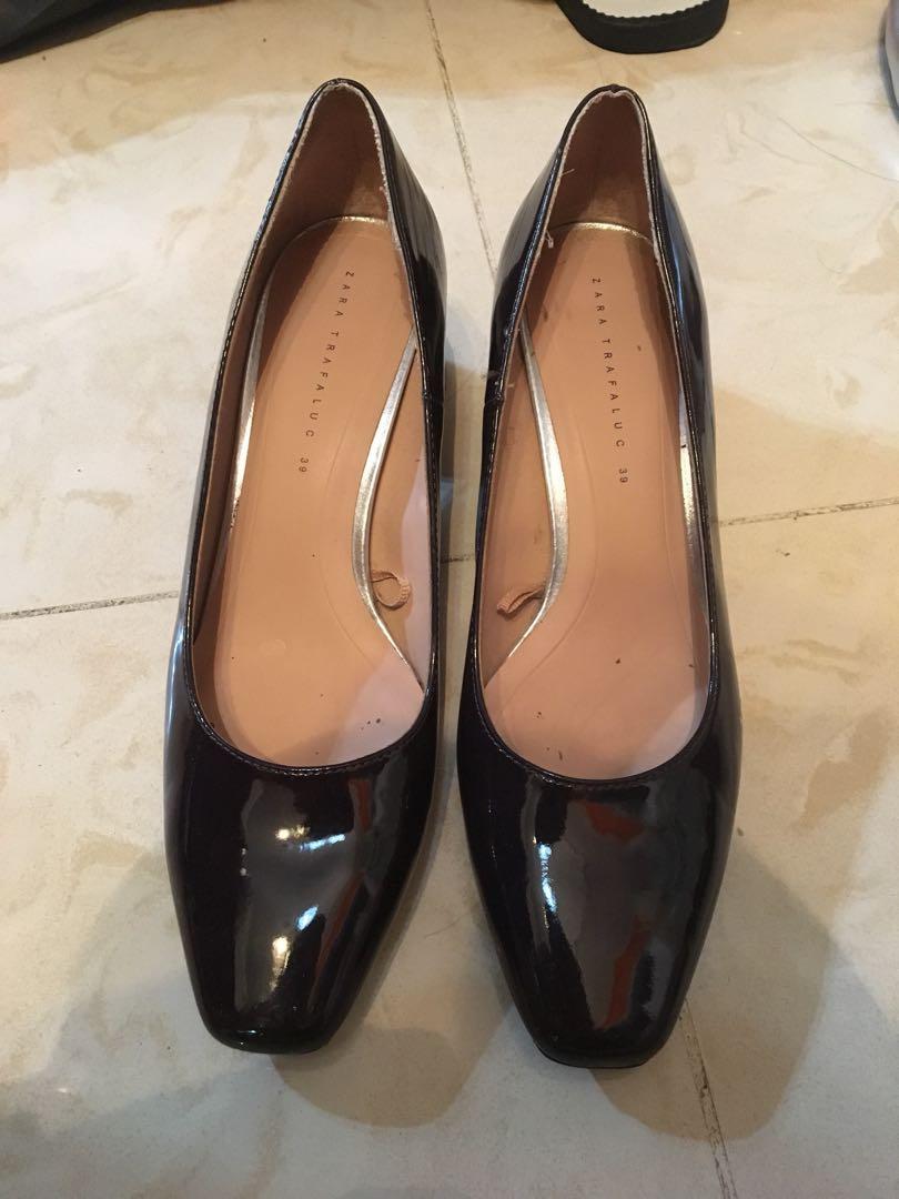 ceceea47920 Zara Brown Heels Platform heels pumps
