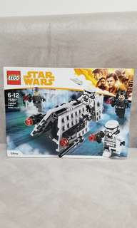 Lego Star Wars 樂高積木 星球大戰系列 75207 全新未開封