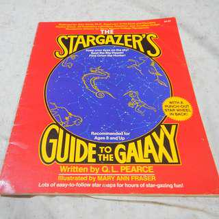 The Stargazer's Guide to the Galaxy - Q. L. Pearce