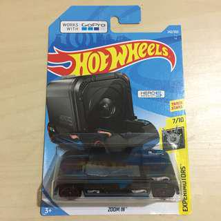 Hot Wheels 242/365 Zoom In for GoPro Hero 5 Session