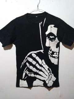 The Misfits - tour tees - 2010