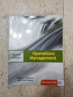 DSC2006 Operations Management