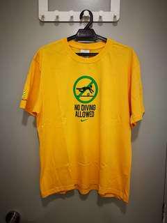 Nike Socceroos Campaign Tee